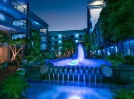 Cupertino Hotel, Cupertino
