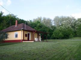 Zsuzsanna Vendégház, Vasvár (рядом с городом Zsennye)
