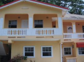 Hilltop View Guesthouse, Castries