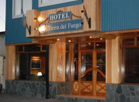 Hotel Tierra del Fuego, Ушуайя