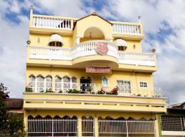 Hotel Villa Marina B&B, Тегусигальпа (рядом с городом Florencia)