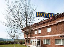Hotel Area Serrano, Buniel (Cabia yakınında)