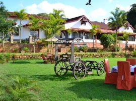 Kilima Kiu Manor, Mapepie