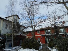 Ferienwohnung Roeder Mühle, Peterfecking (Hausen yakınında)