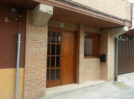 Apartamento Turístico Capuchinos, Los Arcos (Acedo yakınında)