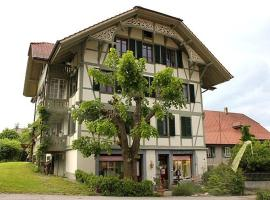 Hadassa Apartments Navah, Uetendorf (Noflen yakınında)