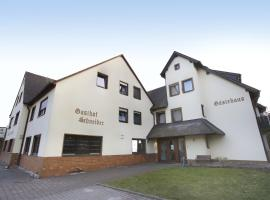 Hotel Gasthof Schneider, Hallerndorf (Forchheim yakınında)
