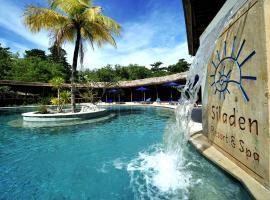 Siladen Resort & Spa, Bunaken (рядом с городом Вори)