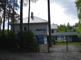 Metsa Hostel, Võsu (Palmse yakınında)