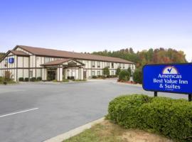 America's Best Value Inn and Suites Albemarle, Albemarle