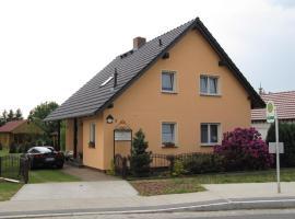 Ferienhaus Familie Bramke, Burg (Werben yakınında)