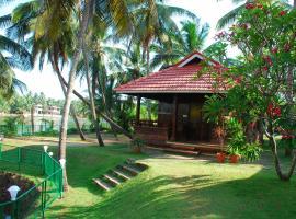 Sree Gokulam Nalanda Resorts, Nīleshwar (рядом с городом Hosdrug)