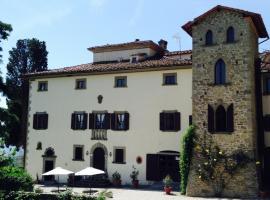 Villa Vezza, Capolona (Vezza yakınında)