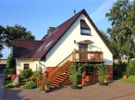 Ferienwohnungen im Altbauernhaus, Hohendorf (Groß Mohrdorf yakınında)
