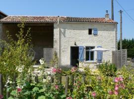 La Petite Maison, Crézières (рядом с городом Fontenille-Saint-Martin-d'Entraigues)