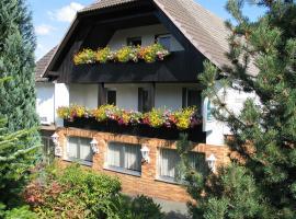 Hotel Restaurant Gunsetal, Bad Berleburg (Meckhausen yakınında)