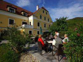 Hotel Weinberghof & Weingut Lagler, Spitz (Mühldorf yakınında)