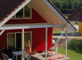 Camping-und Ferienpark Havelberge, Groß Quassow (Wesenberg yakınında)