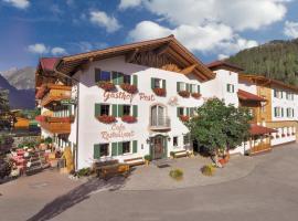 Hotel Post, Bach