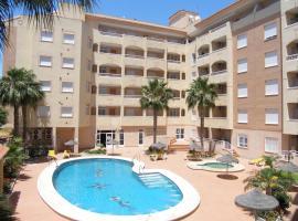 Apartamentos Maracay, Roketas de Mar