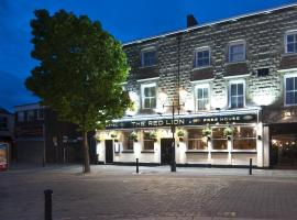 The Red Lion Wetherspoon