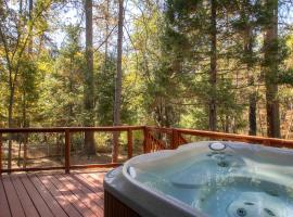 Trout Creek Lodge, Oakhurst (in de buurt van Yosemite Forks)