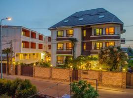 Apartment on Tulpanov 6