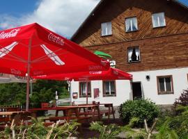 Hotel Alfonska, Benecko (Valteřice yakınında)