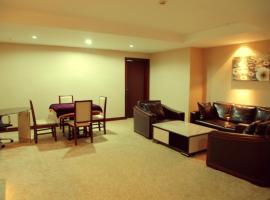 Ganzhou Sanhai Business Hotel, Shicheng (Ninghua yakınında)