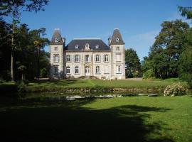 Chateau des poteries, Fresville