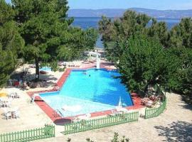 Hotel Molyvos II, Митимна (рядом с городом Sykaminéa)