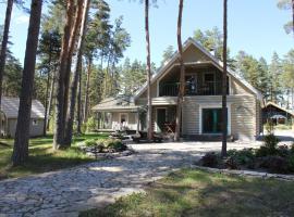 Pärnu Jõeranna Holiday House, Pärnu (Papsaare yakınında)