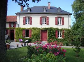 Chambres d'Hôtes La Buissiere, Bonnefont (рядом с городом Luby-Betmont)