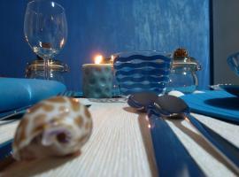 Suite Blue Marine