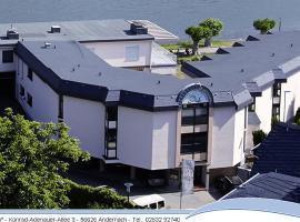Hotel Villa am Rhein, Andernach