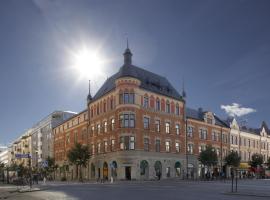 Hotell Hjalmar, Эребру