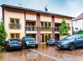 Hotel City, Pardubice