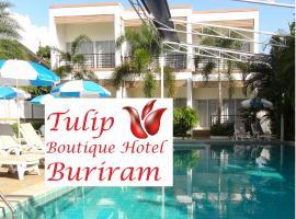 Tulip Boutique Hotel Buriram, Бурирам