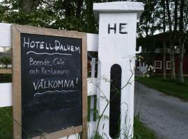 Hotel Dalhem, Romakloster