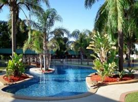 Cobram Barooga Golf Resort, Barooga (Cobram yakınında)