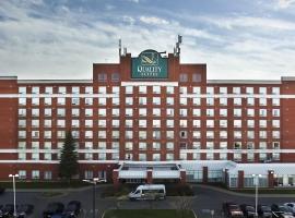 蒙特利爾機場品質套房酒店, 多瓦爾