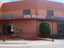 Hotel Restaurante Los Prados, Лоэчес (рядом с городом Нуэво-Бастан)