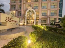 Hotel Florença, Talatona (Benfica yakınında)