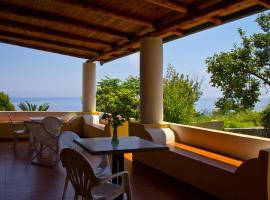 Case Vacanza Faraci - Salina, Santa Marina Salina (Pozzo d'Agnello yakınında)