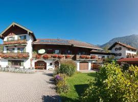 Ferienwohnungen Gastager, Ruhpolding (Sankt Valentin yakınında)