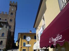 Il Poggetto, Tavoleto (La Casinina yakınında)