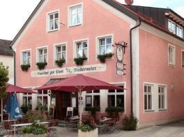 Gasthof zur Post, Dietfurt (Breitenbrunn yakınında)