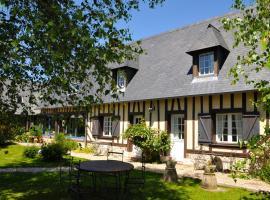 Le Bois des Pierres, Conteville (рядом с городом Marais-Vernier)
