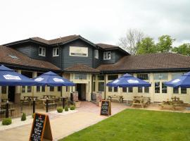 Cuttle Bridge Inn Hotel - NEC / Birmingham Airport, Minworth