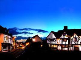 Best Western The Rose & Crown Hotel, Колчестер (рядом с городом Rowhedge)